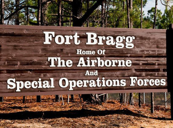 Fort Bragg investigates, death soldier