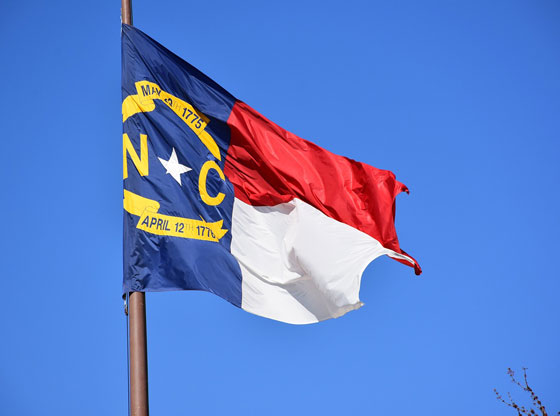 North Carolina better financial shape