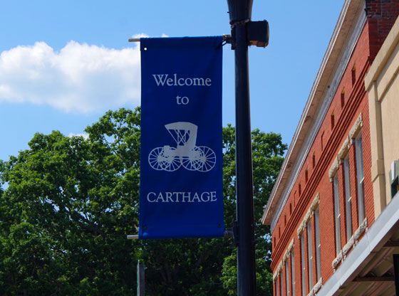 Carthage housing plans go back to the drawing board