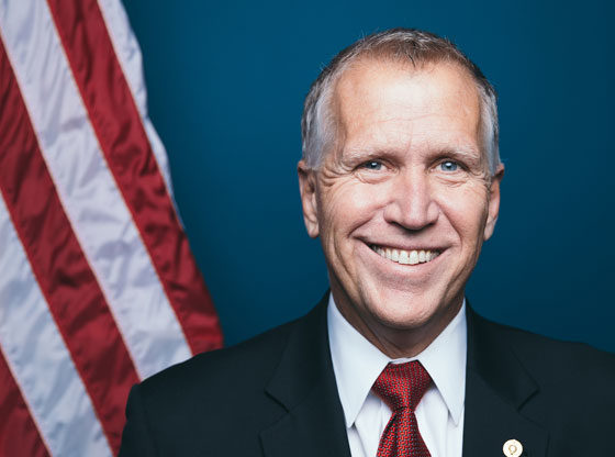 Tillis reelected keeps seat for GOP