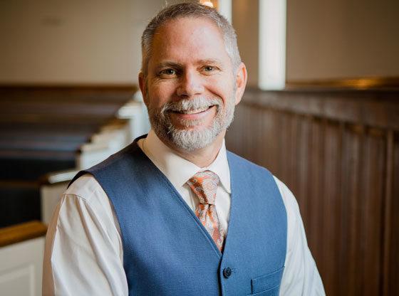 Ryan Baker Sandhills Classical Christian School Dean