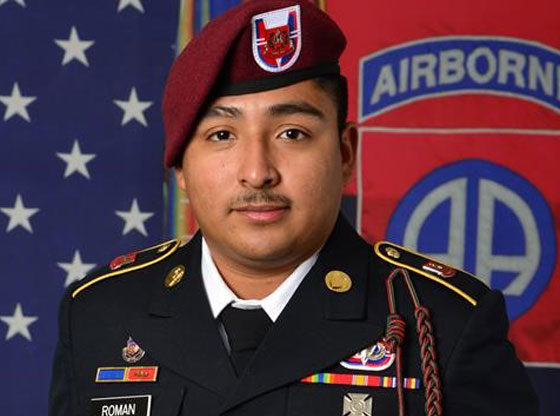 Reward increased slain Fort Bragg paratrooper