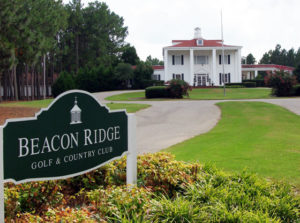 Beacon Ridge Country Club trail membership program