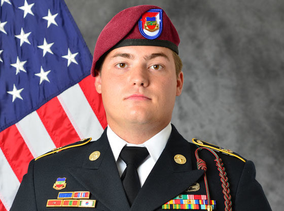 82nd Airborne Division Paratrooper killed in Syria