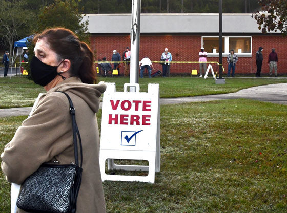 North Carolina certifies November election results