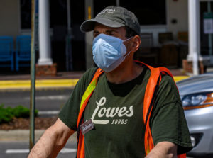 N.C. tightens existing mask requirements enforcement