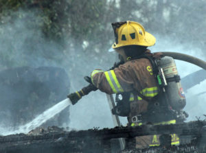 Home destroyed by fire Southern Pines