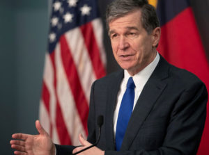 Cooper eases North Carolina gathering occupancy limits