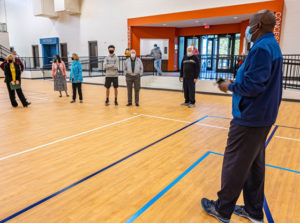New Moore County Recreation Center set to open March