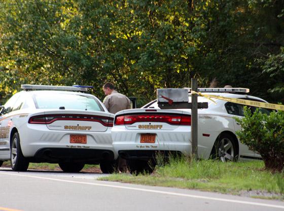 Double homicide investigation underway