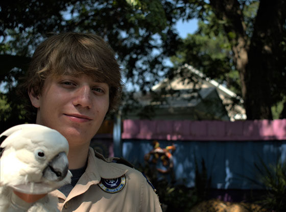 Aberdeen teen raising funds for Eagle Scout Service Project